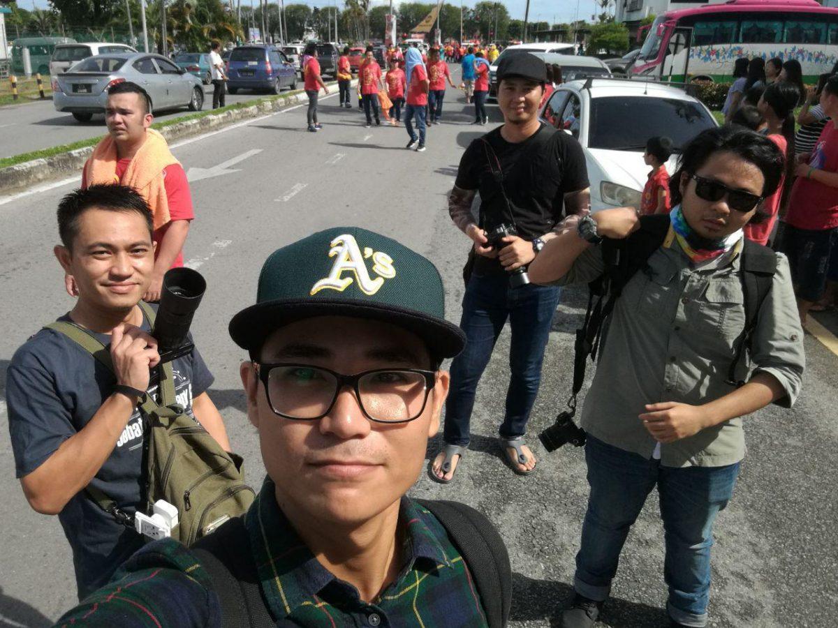 JPC BINTULU MULAKAN 2019 DENGAN PESTA TUA PEK KONG