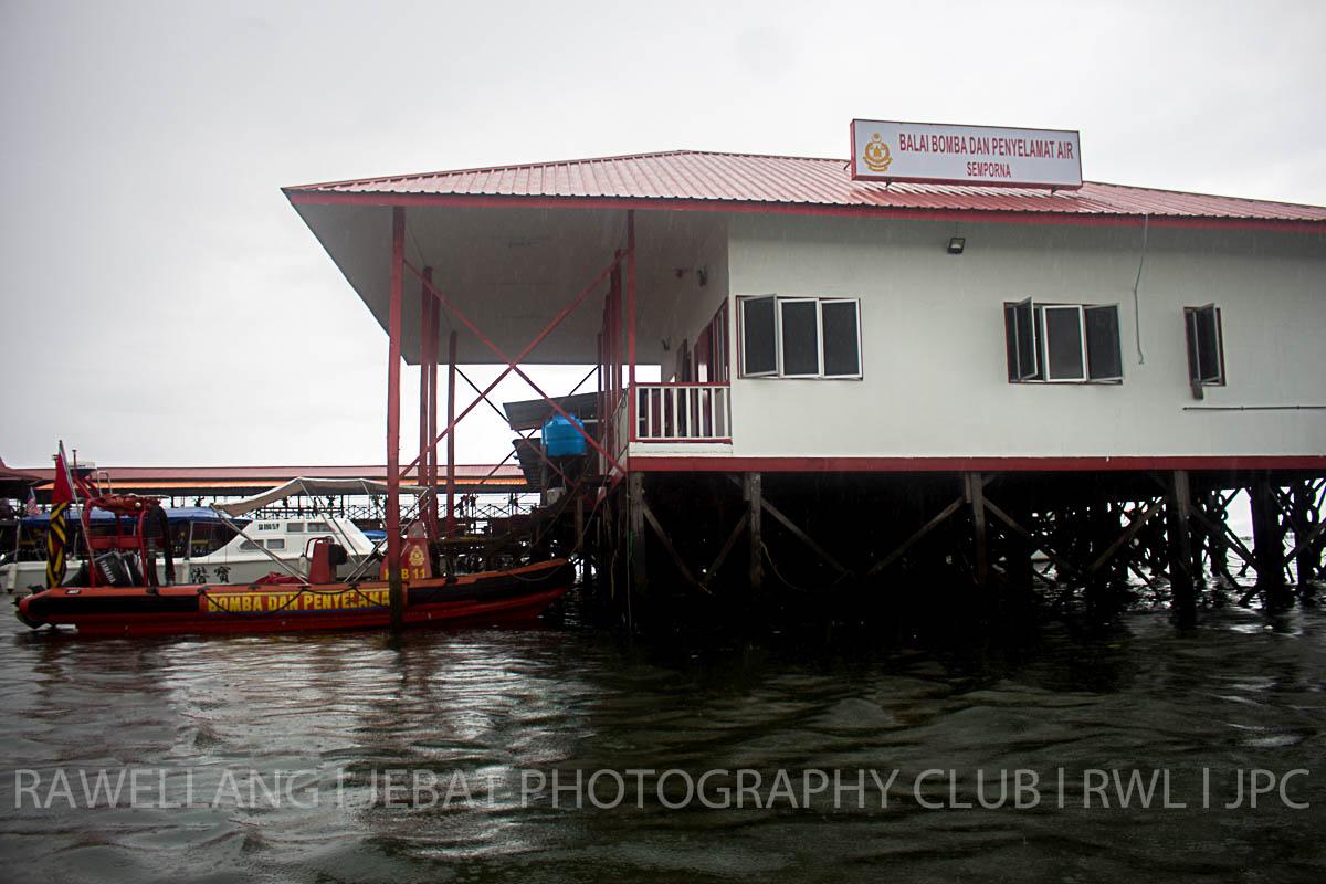Balai Bomba dan Penyelamat Air yang pertama di Malaysia